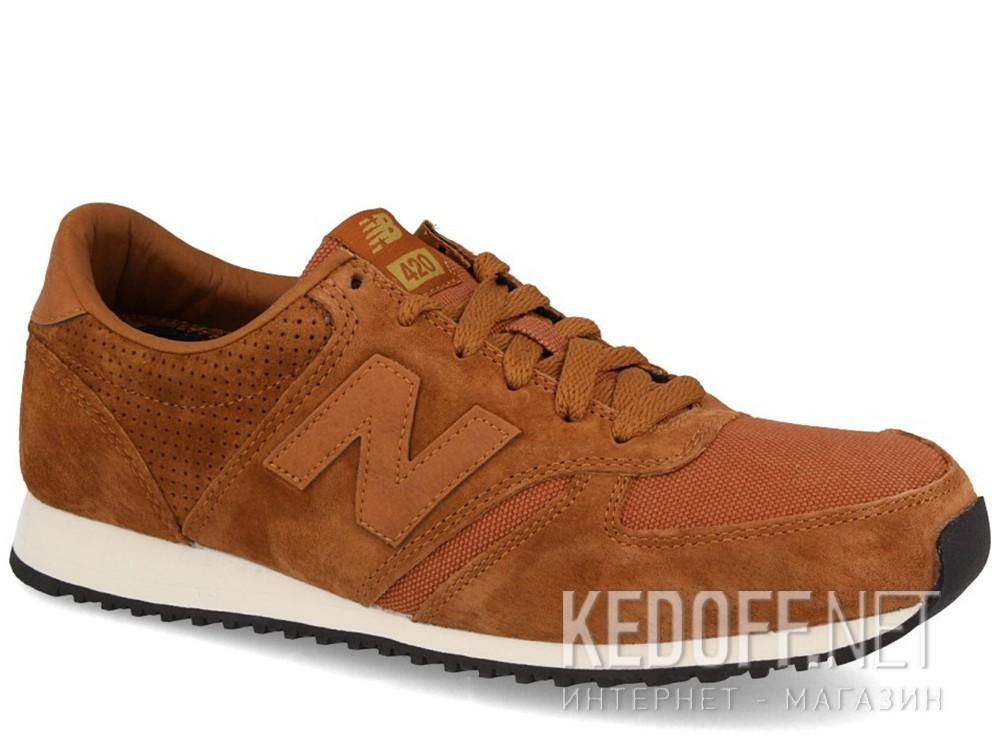 966cd44ea Кроссовки New Balance U420PTB в магазине обуви Kedoff.net - 22406