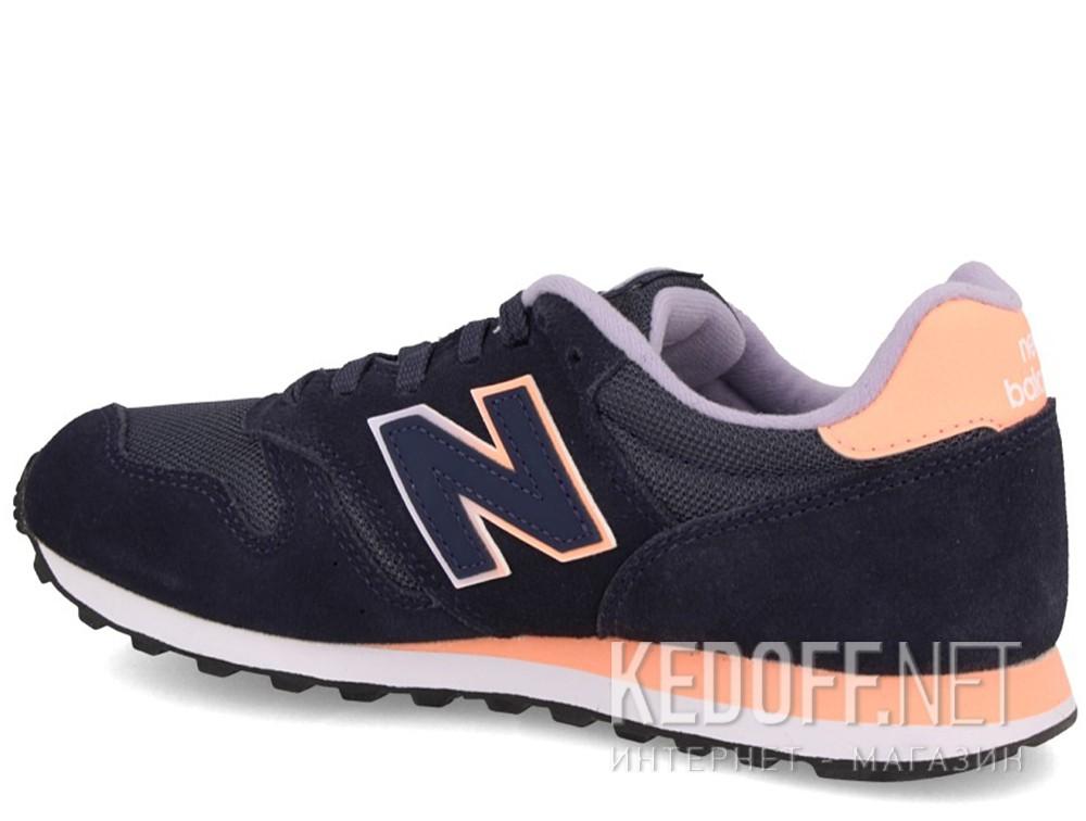 Женские кроссовки New Balance WL373GN (синий) купить Киев