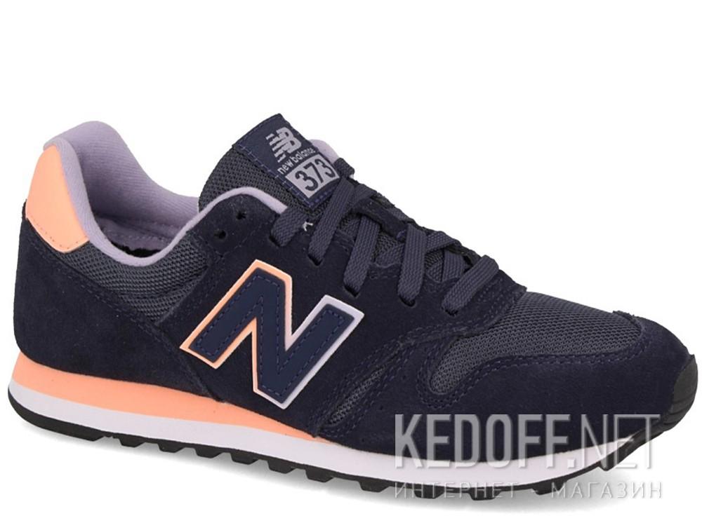 Женские кроссовки New Balance WL373GN (синий) купить Украина