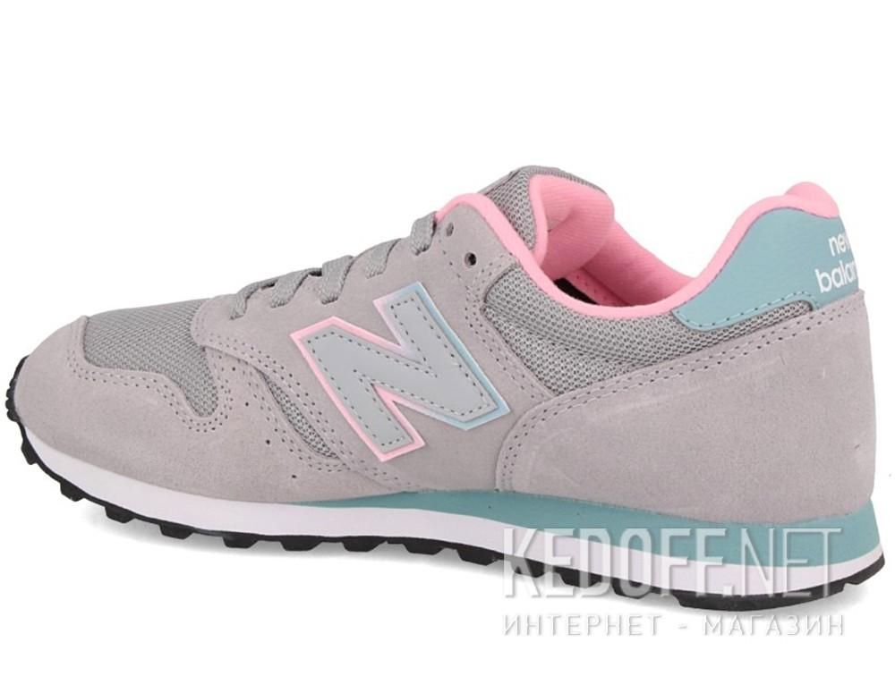 Спортивная обувь New Balance WL373GT унисекс   (серый) купить Украина