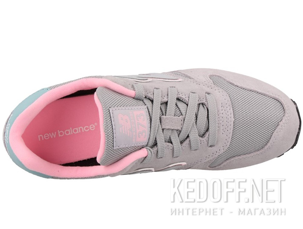 Спортивная обувь New Balance WL373GT унисекс   (серый) купить Киев