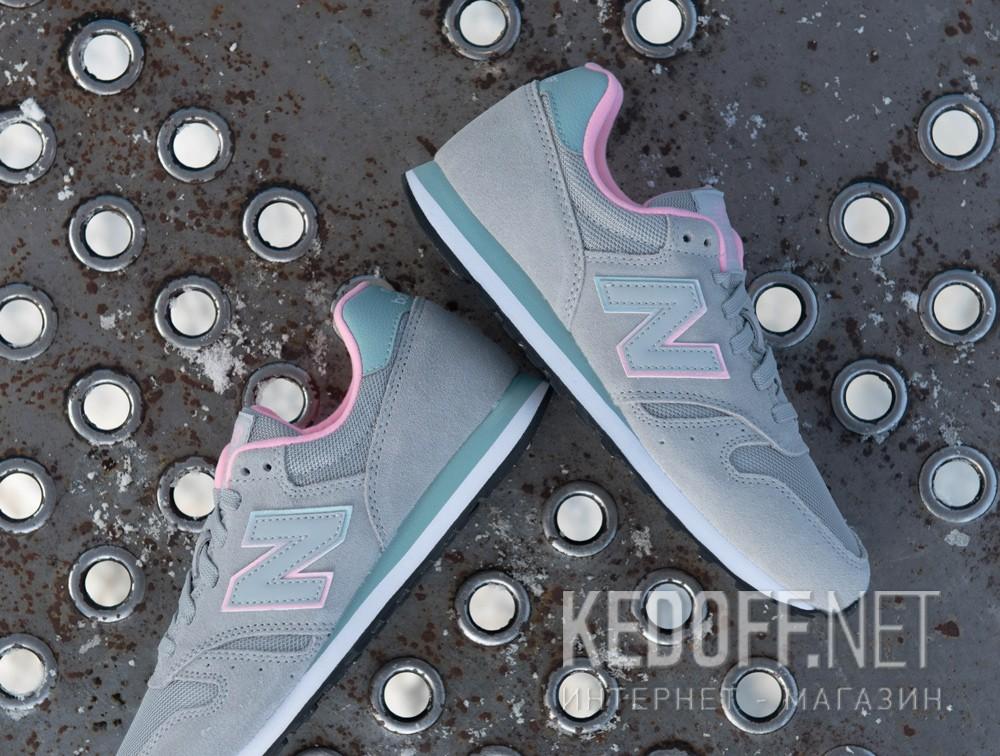 Спортивная обувь New Balance WL373GT унисекс   (серый) все размеры