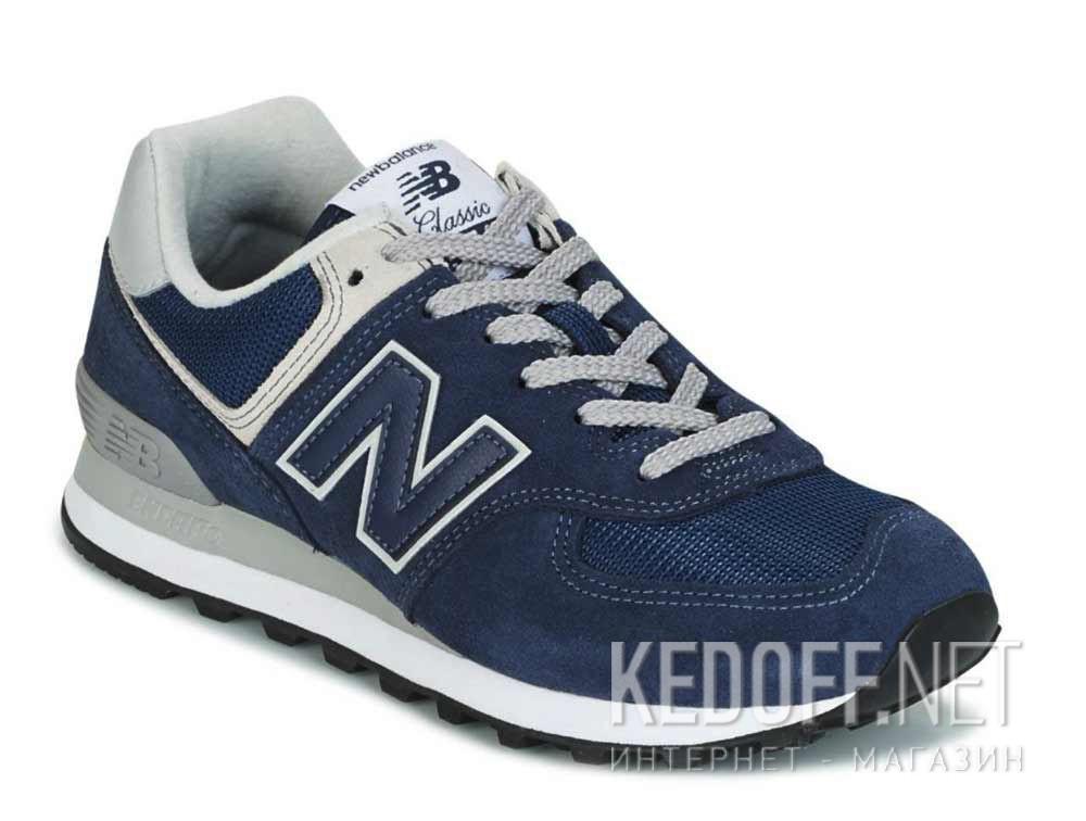 Купить Кроссовки New Balance WL574EN Синие