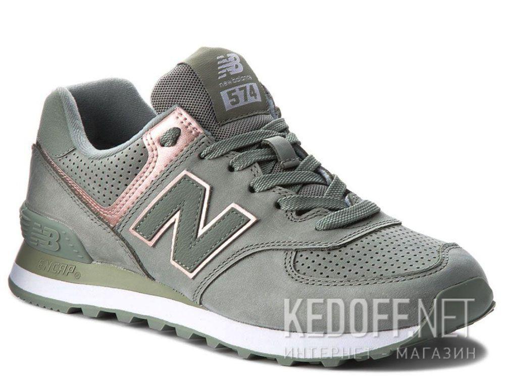 Купить Кроссовки New Balance WL574NBL