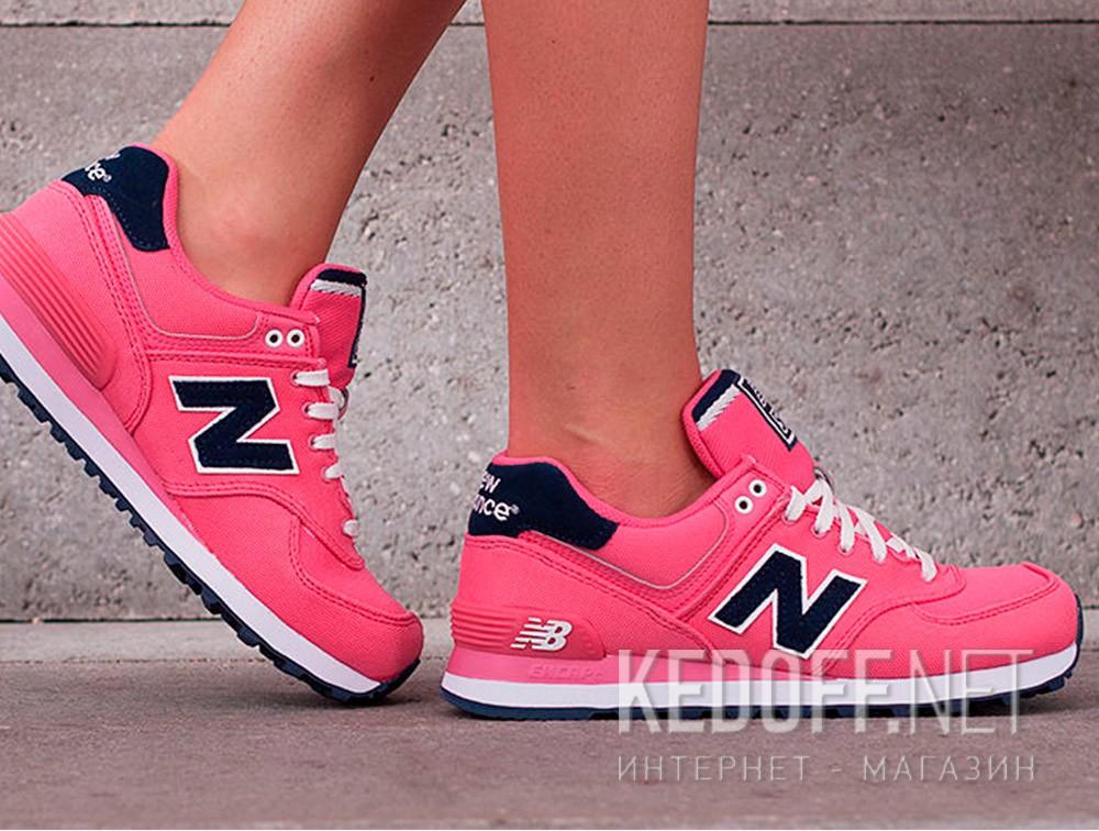 Доставка Женские кроссовки New Balance WL574POP