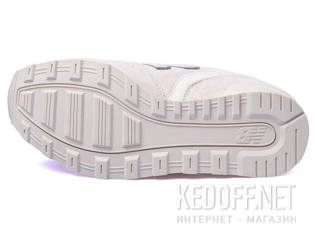 Оригинальные Кроссовки New Balance WR996EA унисекс   (бежевый/белый)