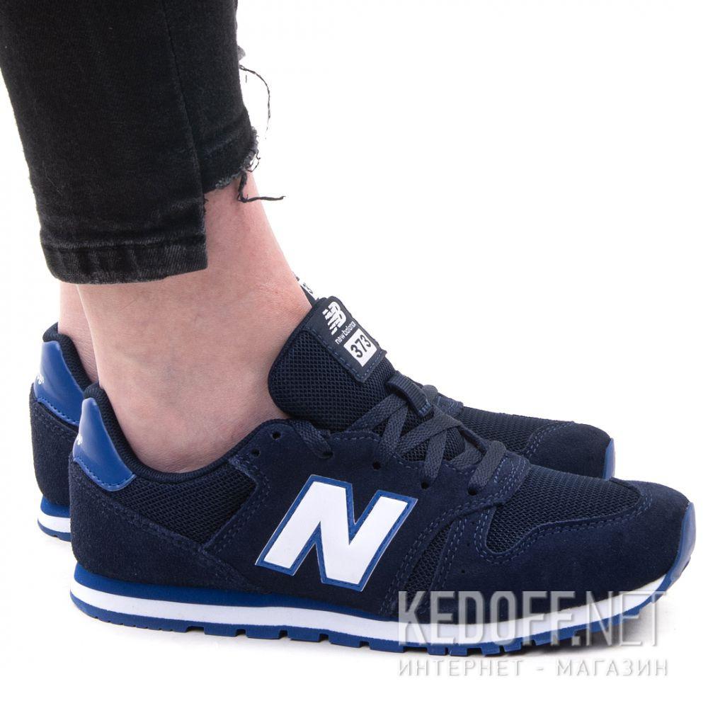 Цены на Женские Кроссовки New Balance YC373SN