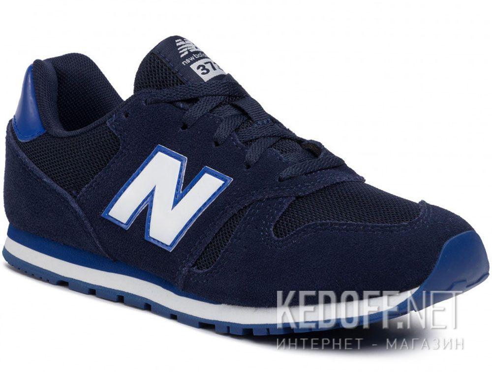 Dodaj do koszyka Buty do biegania New Balance YC373SN