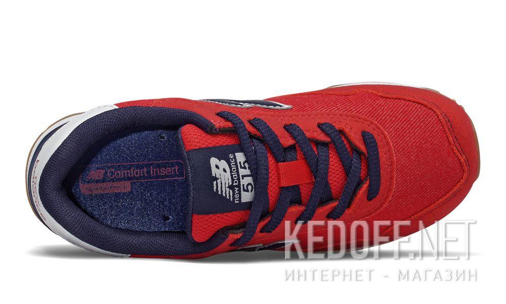 Оригинальные Кроссовки New Balance YC515DF