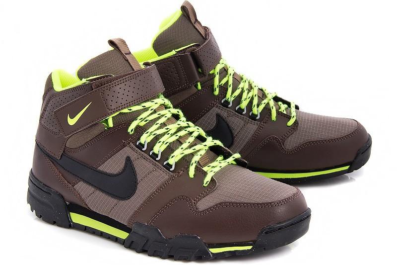 0394e6b7 Мужские кеды Nike 6.0 Mogan Mid 2 OMS 535836-203-8811, купить по ...