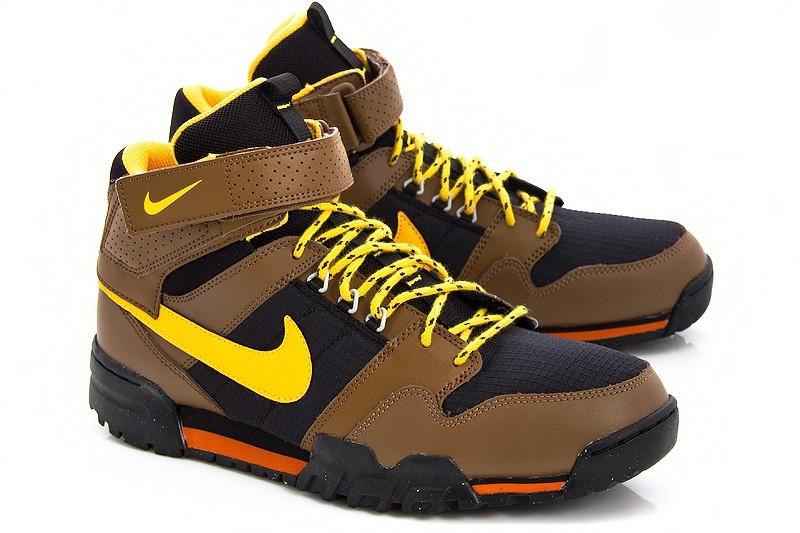 94d85b2c Мужские кеды Nike 6.0 Mogan Mid 2 OMS 535836-270-8801, купить по ...