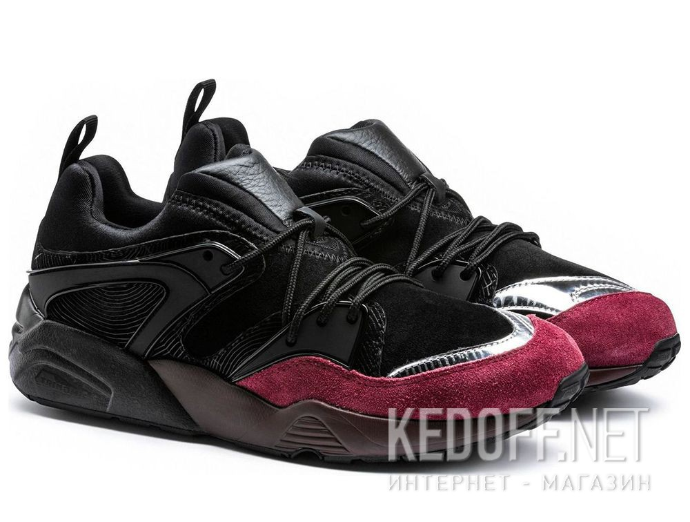 b30525a011 Sneakers Puma Blaze Of Glory 363548-01 (Burgundy black) купить Украина