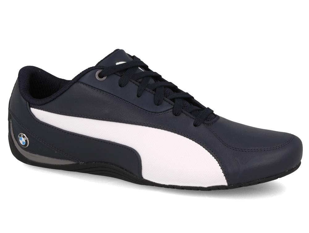 Купить Мужские кроссовки Puma 305783-02   (тёмно-синий)