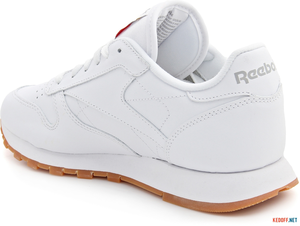 Кроссовки Reebok  Classic Leather 49803 White купить Киев