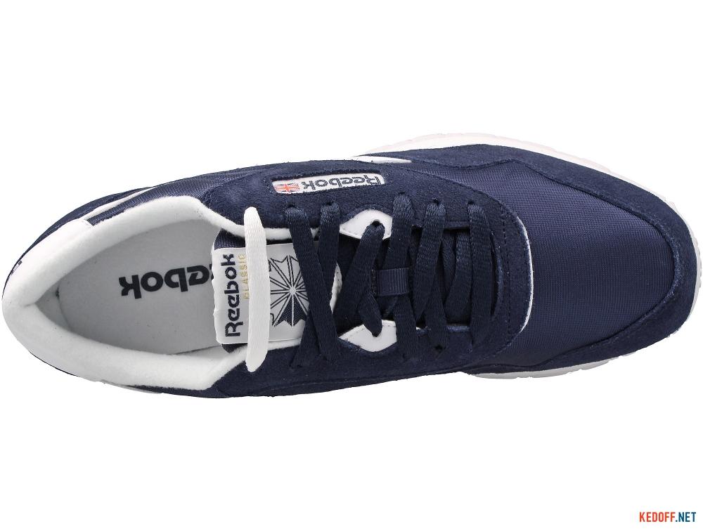 Sport Shoes Reebok Cl Nylon Ar 1271 Blue