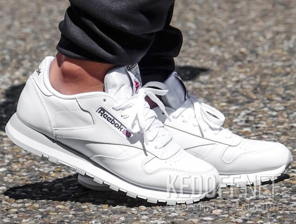 reebok 2214 classic leather - 64% OFF