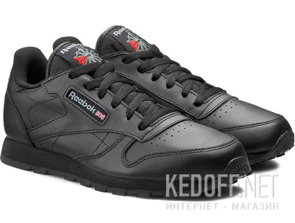 fa04722d4f551 Shop Shoes Reebok Classic Leather Black 50149 skin at Kedoff.net - 23298