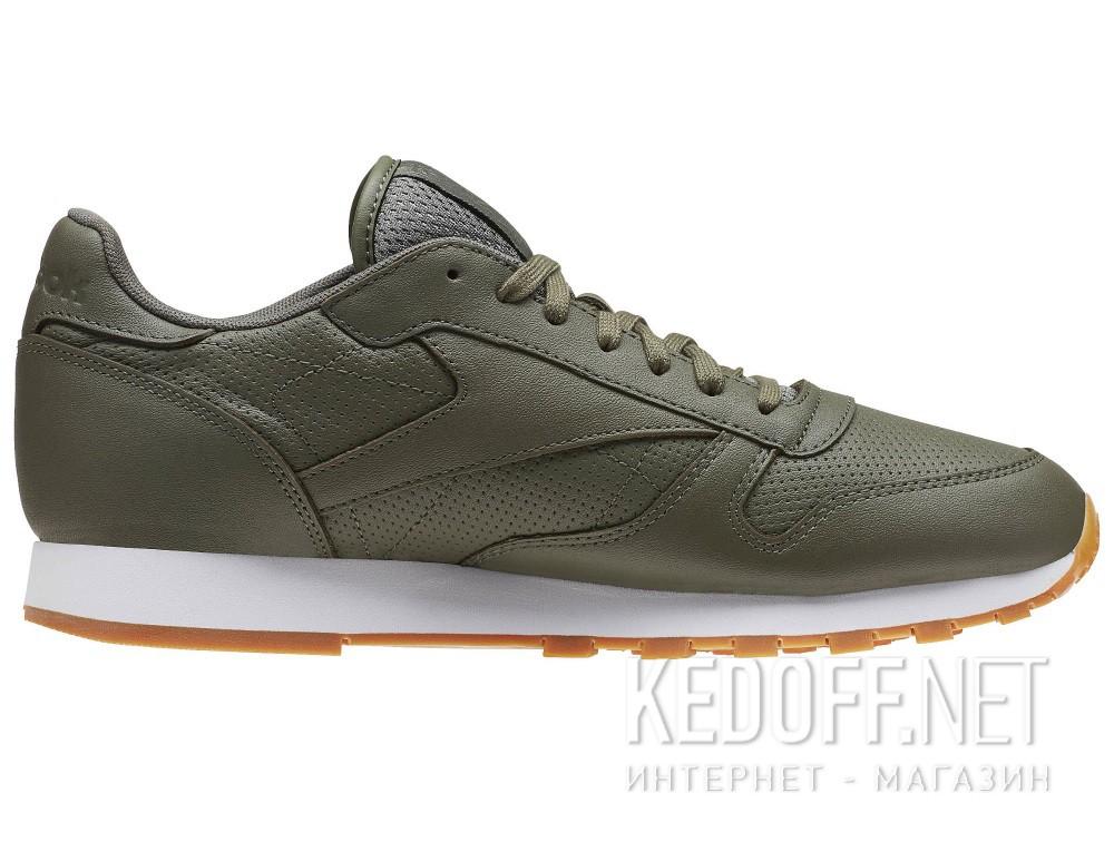 Комфорт Reebok Classic Leather PG BD4648 унисекс   (оливковий/зеленый) купить Киев