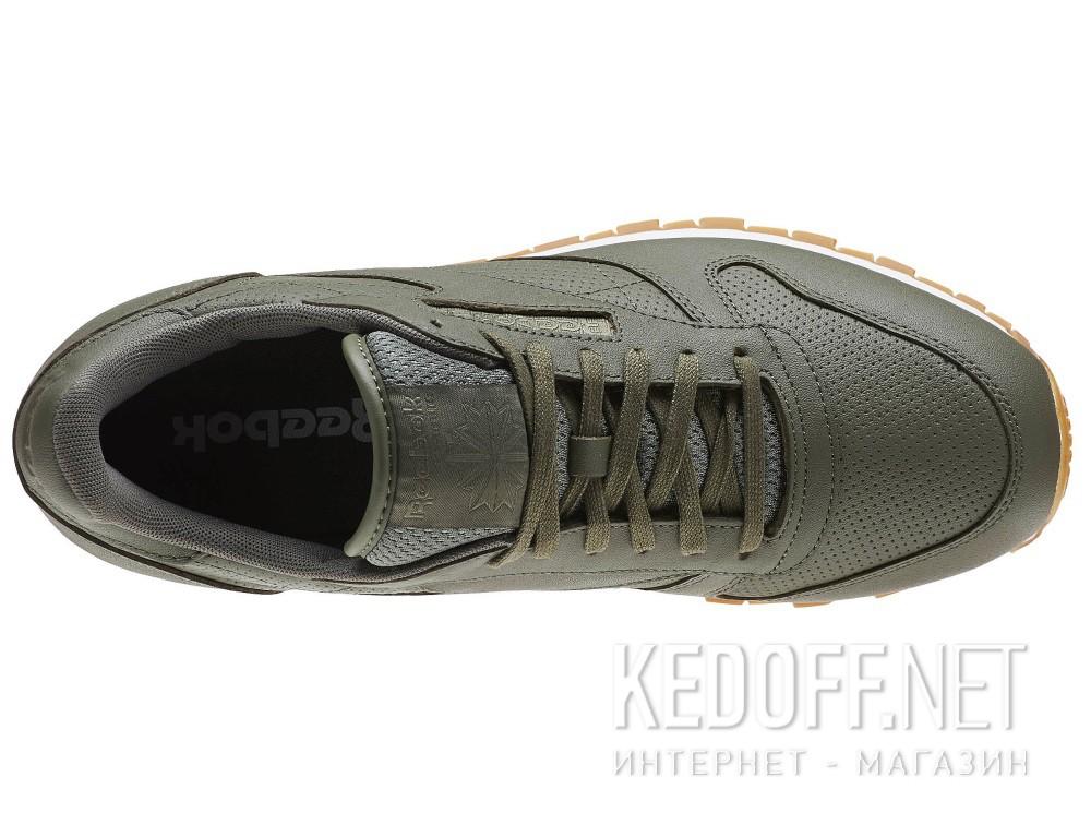 Оригинальные Комфорт Reebok Classic Leather PG BD4648 унисекс   (оливковий/зеленый)