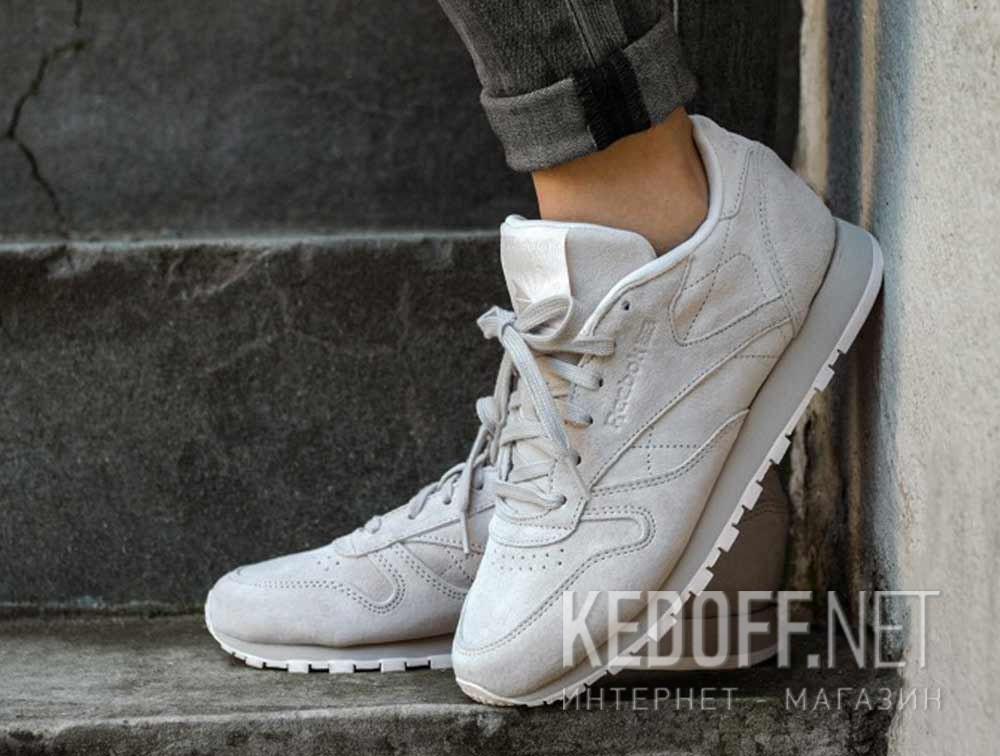 db698b3ad40 Sneakers Reebok Classic Leather Tonal Nbk   Sand Stone Pale Pink BS9883  доставка по Украине