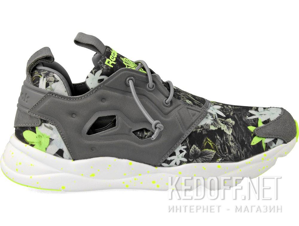 Оригинальные Мужская спортивная обувь Reebok Furylite V69506   (серый)