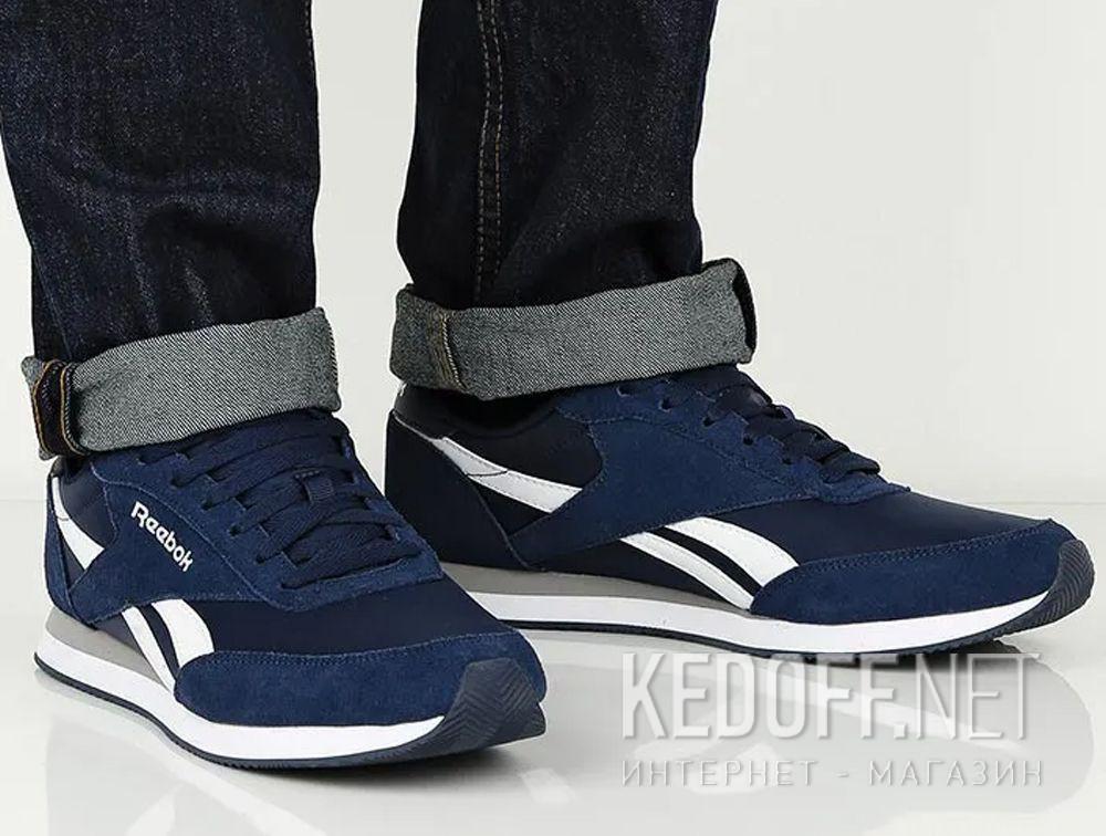 Цены на Кроссовки Reebok Royal Classic Jogger 2 V70711 Синие