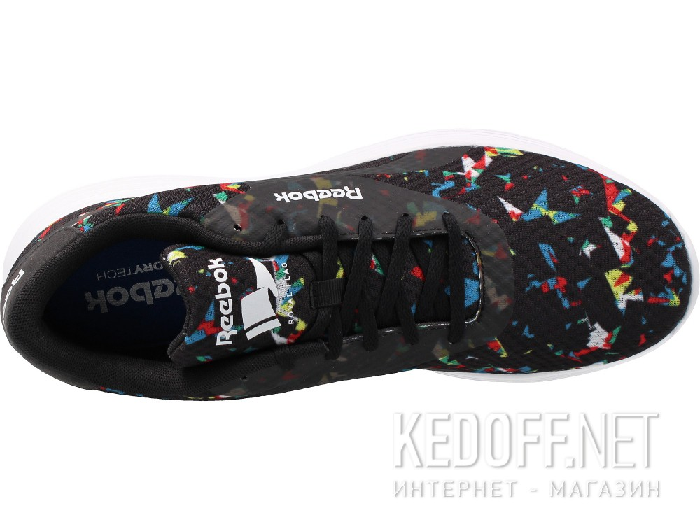 Мужская спортивная обувь Reebok AR2619   (чёрный) купить Киев
