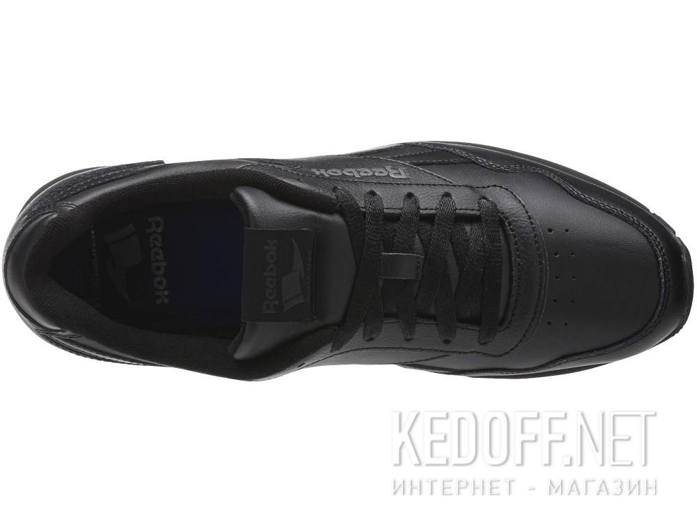 Оригинальные Мужские кроссовки Reebok Royal Glide V53959   (чёрный)