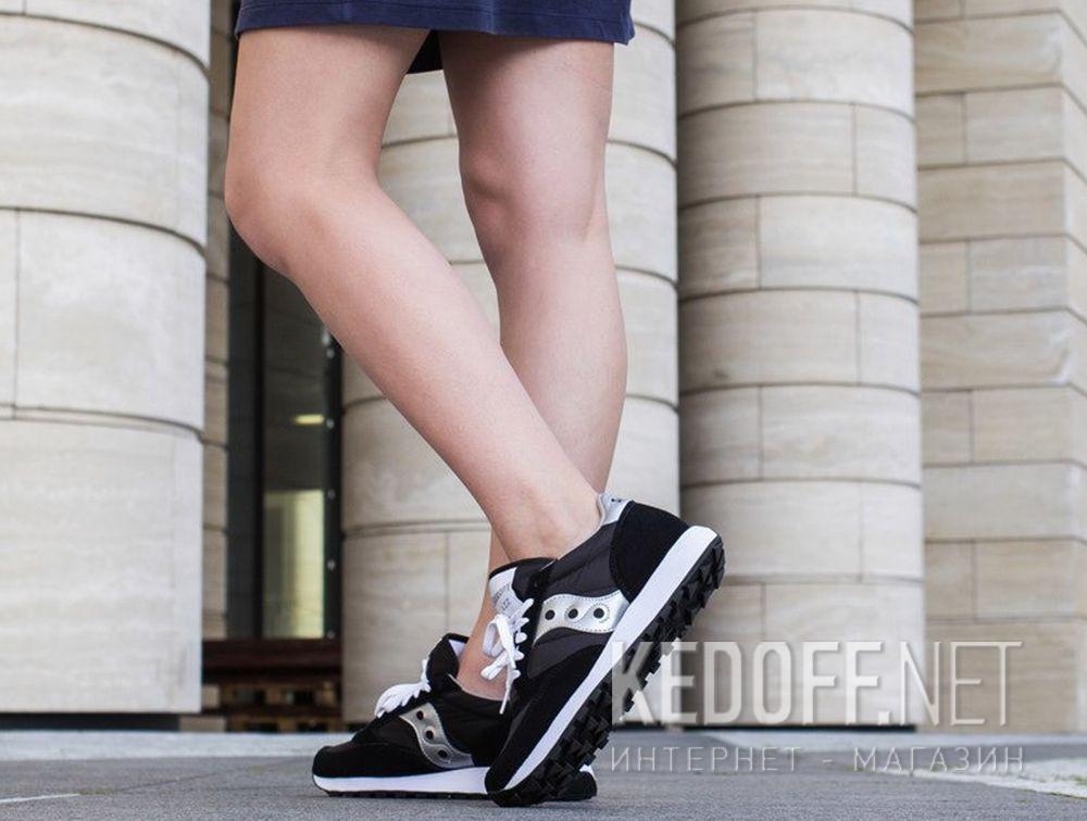 Delivery Sneakers Saucony Jazz Original S1044-1 unisex (black)