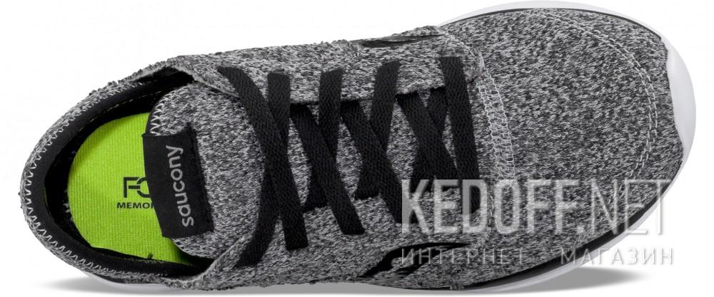 Оригинальные Кроссовки Saucony Kineta Relay S15244-24 унисекс   (серый)