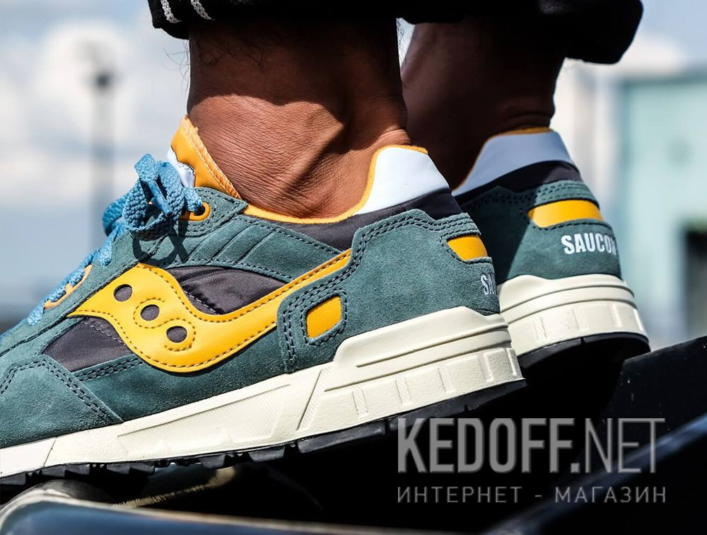 bd5c8ae5a151 Shop Sneakers Saucony Shadow 5000 Vintage S70404-9 at Kedoff.net - 29100