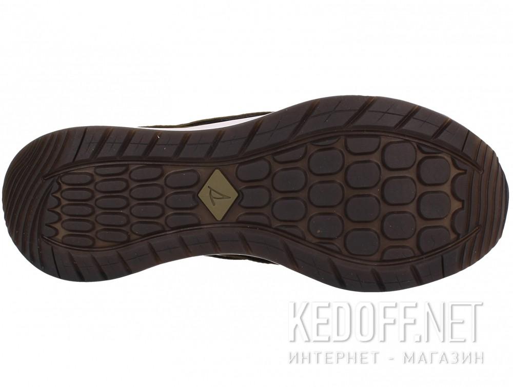Цены на Кроссовки Sperry 7 Seas SP-16329 унисекс   (тёмно-серый/зеленый/серый)