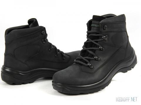 Мужские ботинки Forester 4511-0336 купить Украина