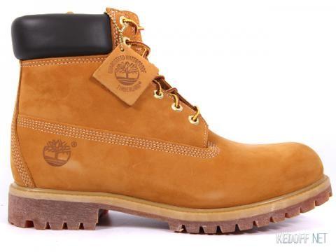 Ботинки Timberland Men's 6-Inch Premium Waterproof Boot 10061