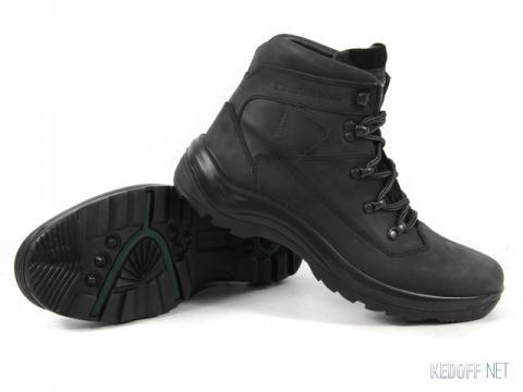 Мужские ботинки Forester 4511-0336 купить Киев