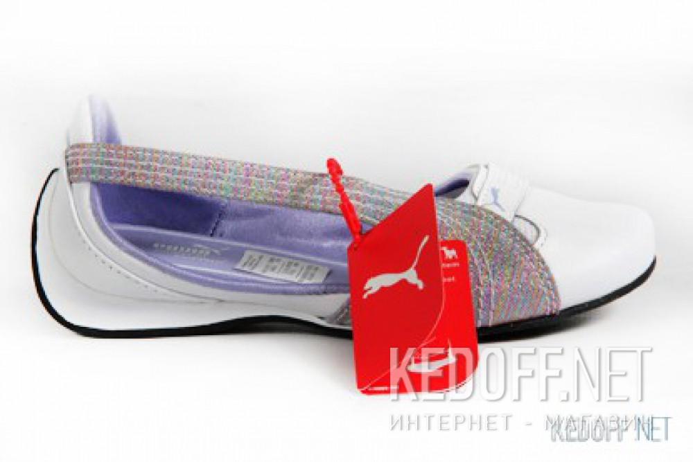 Балетки Puma Espera III Iris Jr 303477 01 (серый/белый) купить Украина