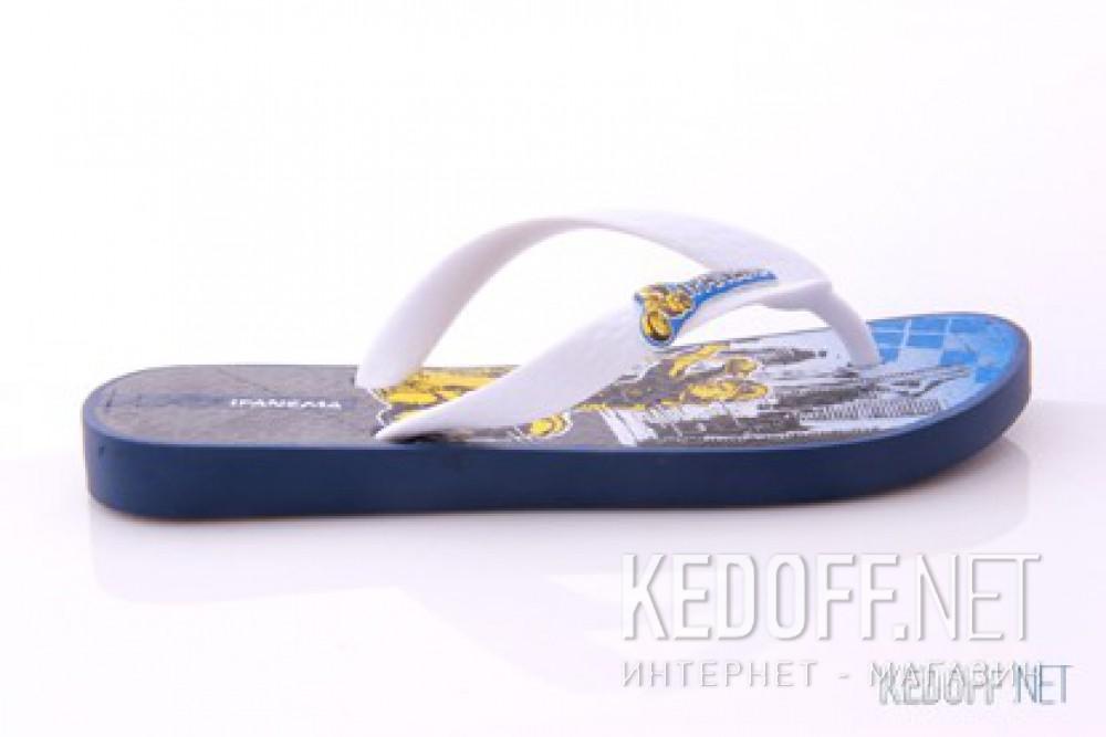 Детская обувь Rider 80633-20247 унисекс   (синий/белый) описание