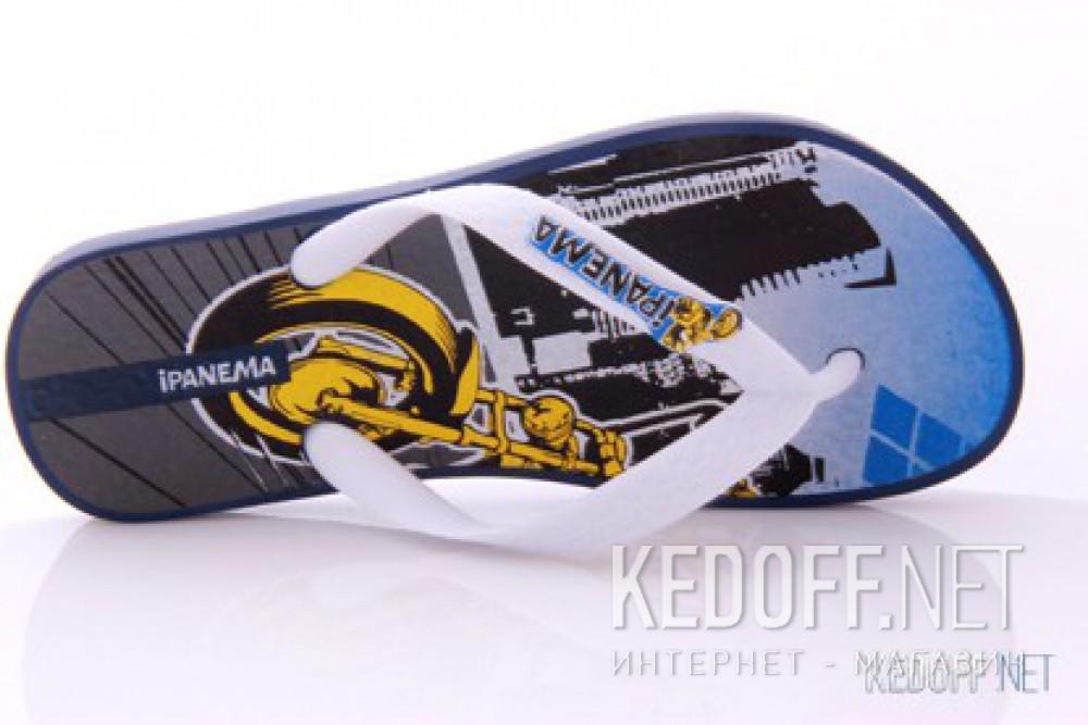 Детская обувь Rider 80633-20247 унисекс   (синий/белый) все размеры