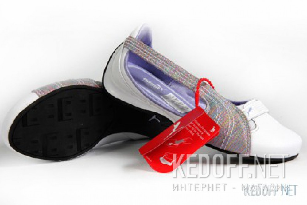 Цены на Ballet flats Puma Espera III Iris Jr 303477 01 (grey/white)