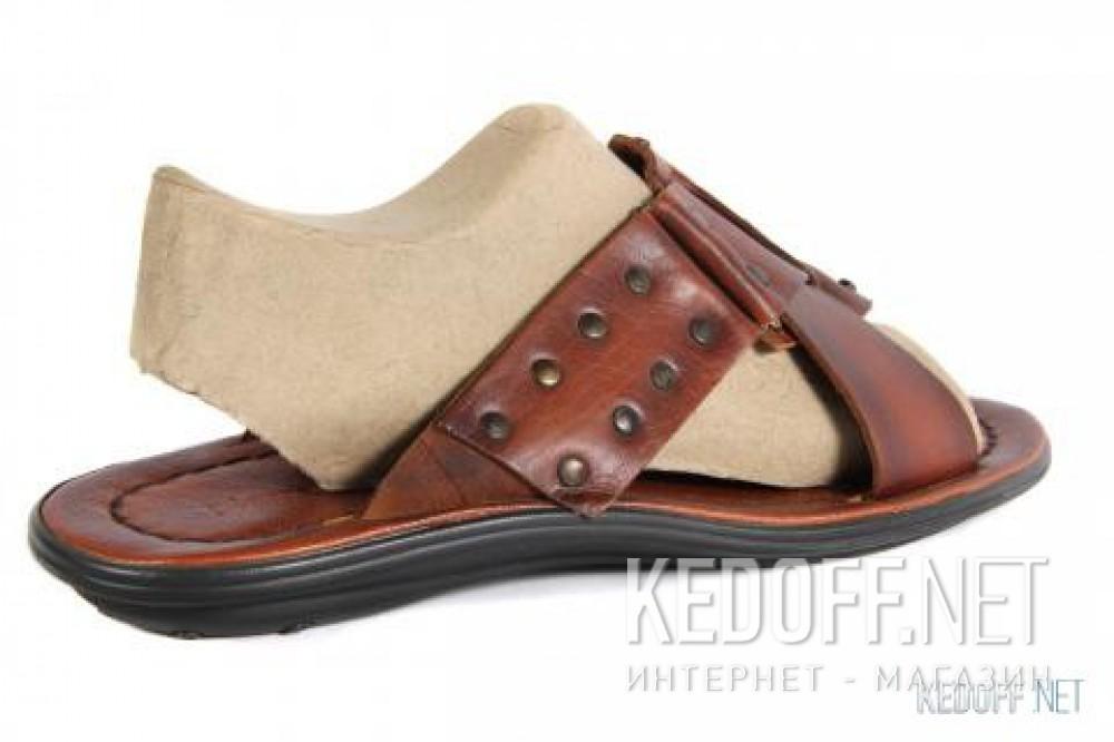 Мужские сандалии Subway SX 107   (коричневый) купить Украина