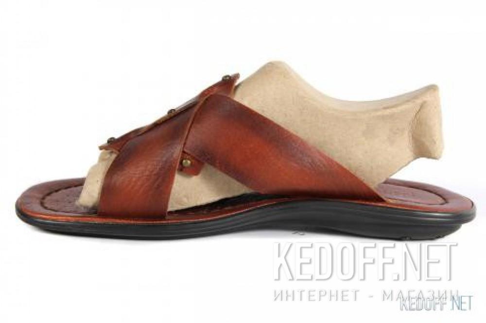 Мужские сандалии Subway SX 107   (коричневый) купить Киев
