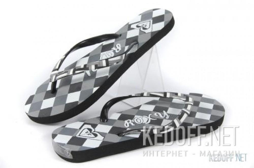 Женские шлепанцы Другие бренды 43030   (чёрный) купить Украина