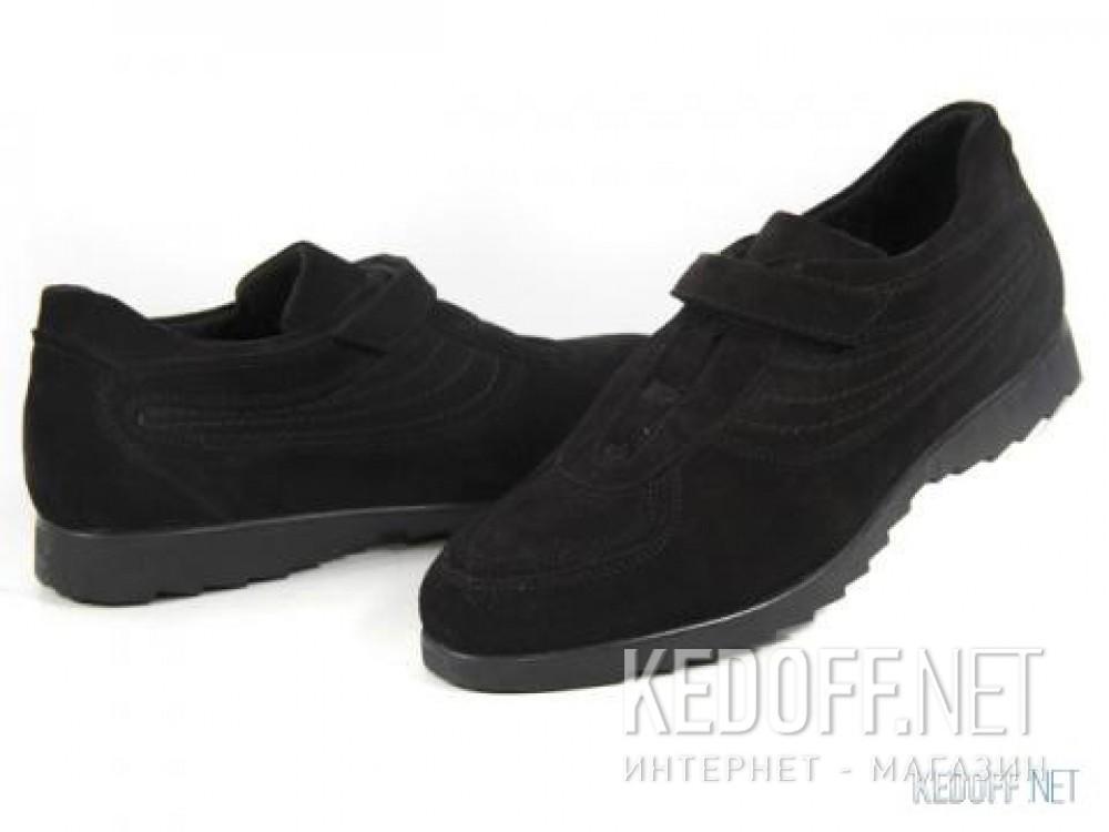 Мужские туфли Subway 342-3358   (чёрный) купить Украина
