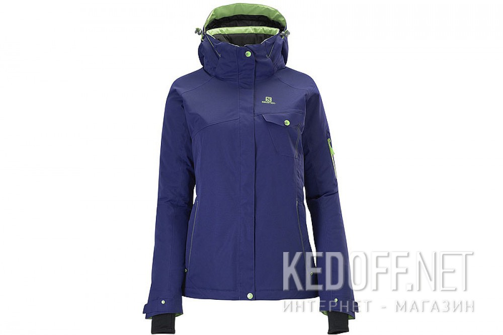 Куртка Salomon Contest Jacket W353643