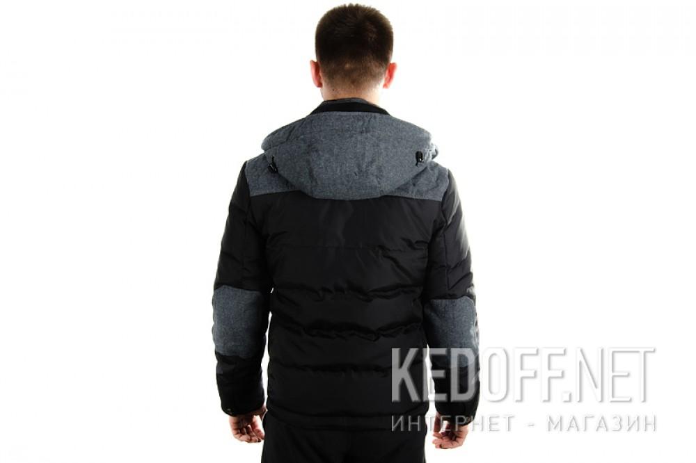 Куртка Forester зимняя 6395-G27 (чёрный) купить Украина