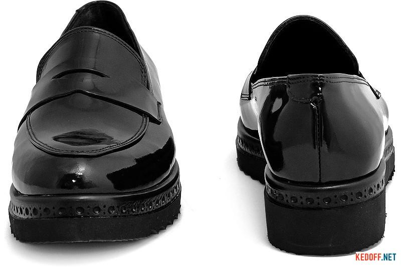 Woman oxford shoes Las Espadrillas 02101-271 Made in Italy