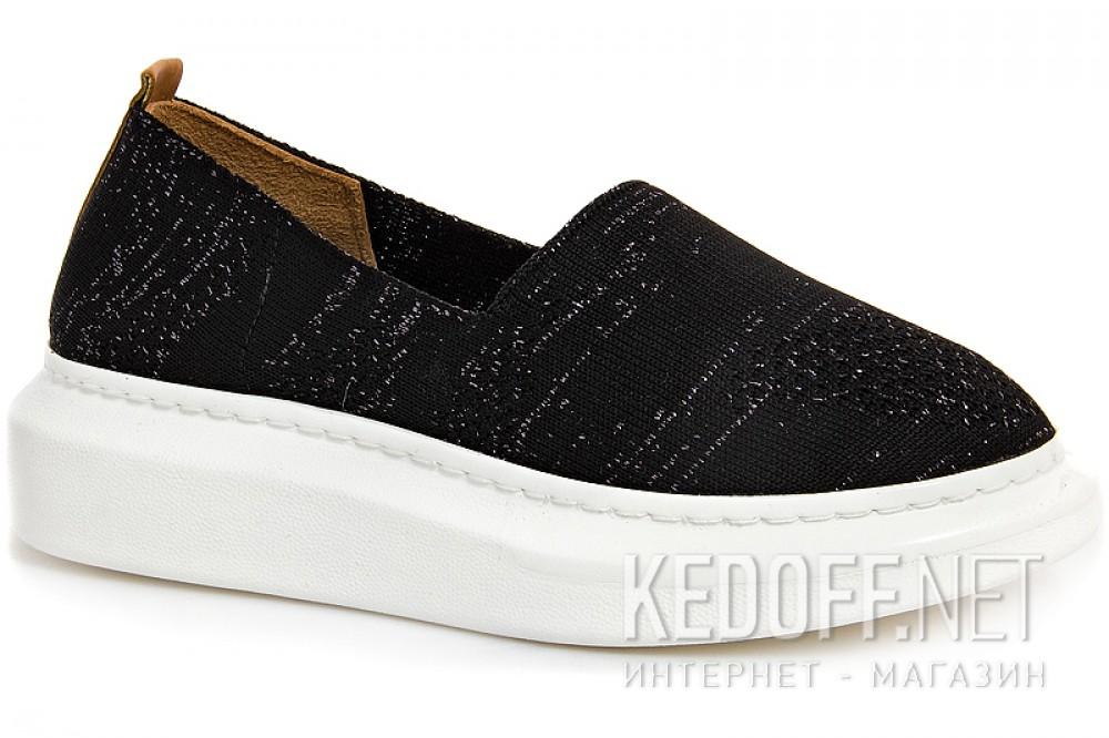 Women's sneakers Las Espadrillas Freerun 037-2015-01 Black