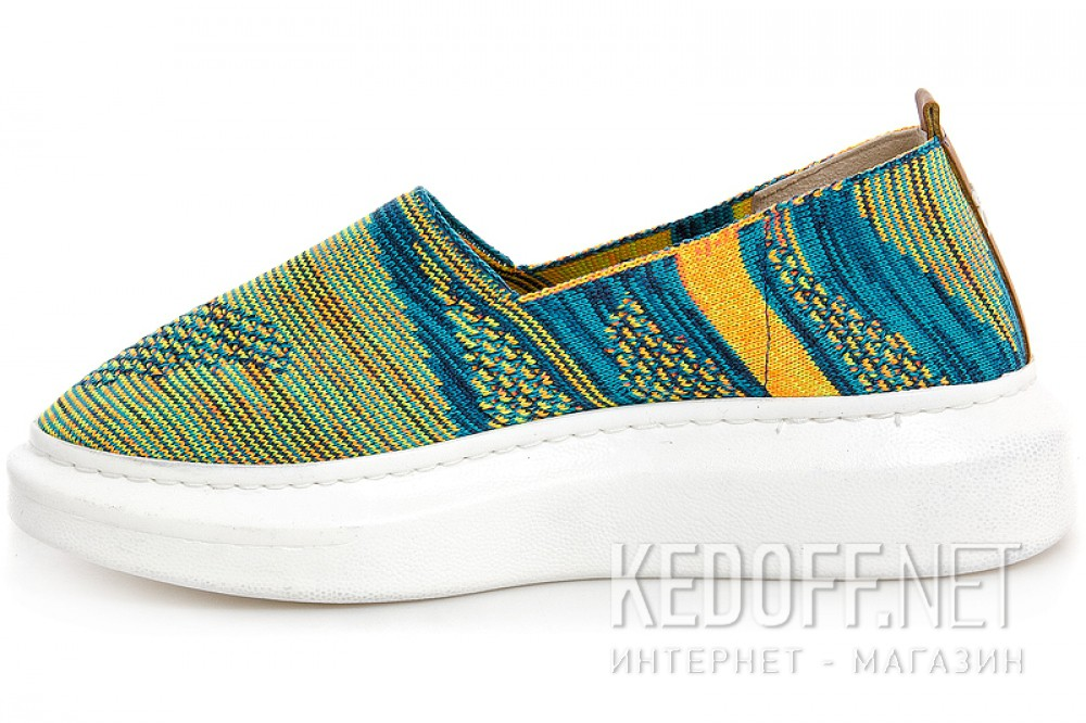 Canvas shoes Las Espadrillas Freerun 037-2015-143 women
