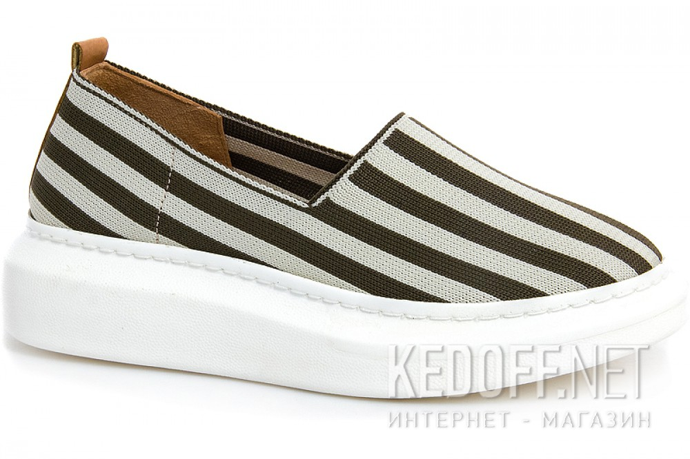 Women Las Espadrillas Freerun 037-2015-77 striped