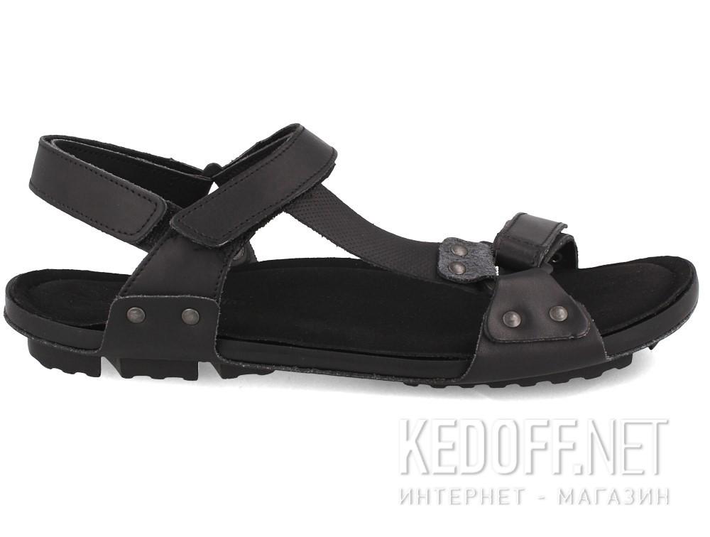 Мужские сандалии Las Espadrillas 06-0256-001   (чёрный) купить Украина